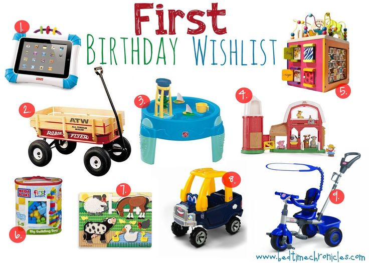 Baby Boys 1St Birthday Gift Ideas  11 best birthday images on Pinterest