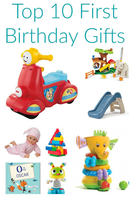 Baby Boys 1St Birthday Gift Ideas  Friday Favorites Top 10 First Birthday Gifts The