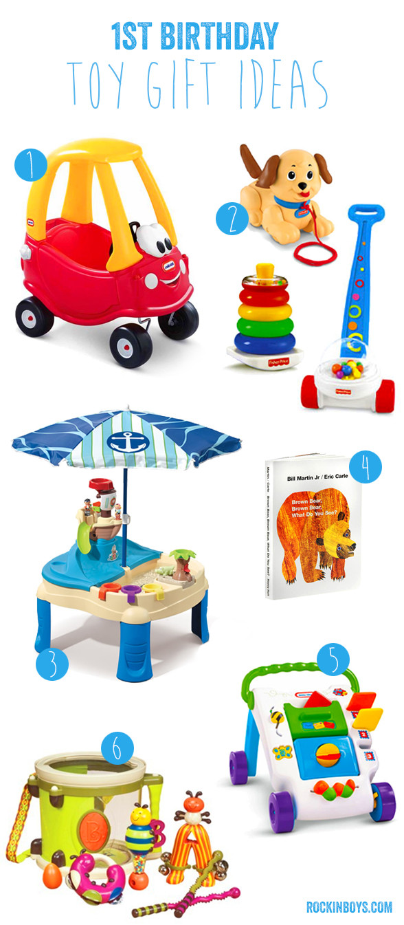 Baby Boys 1St Birthday Gift Ideas  Happy Birthday Prince George