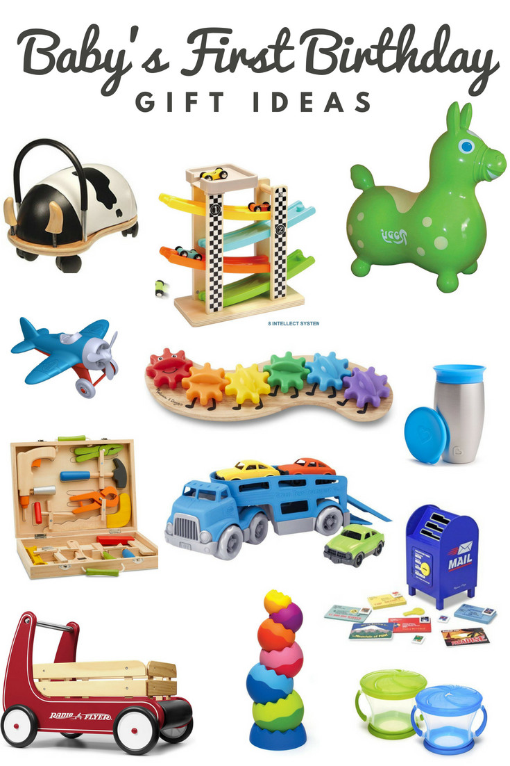 Baby Boys 1St Birthday Gift Ideas  Baby s First Birthday Gift Ideas A Life