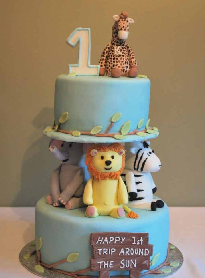 Baby Boys 1St Birthday Gift Ideas  15 Baby Boy First Birthday Cake Ideas