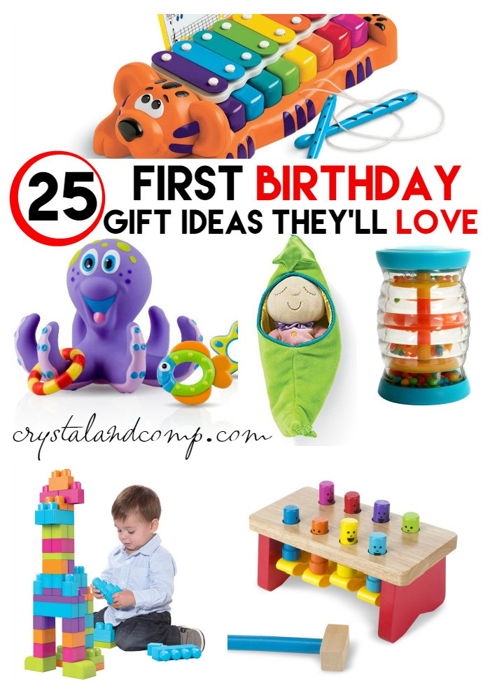 Baby Boys 1St Birthday Gift Ideas  First Birthday Party Gift Ideas
