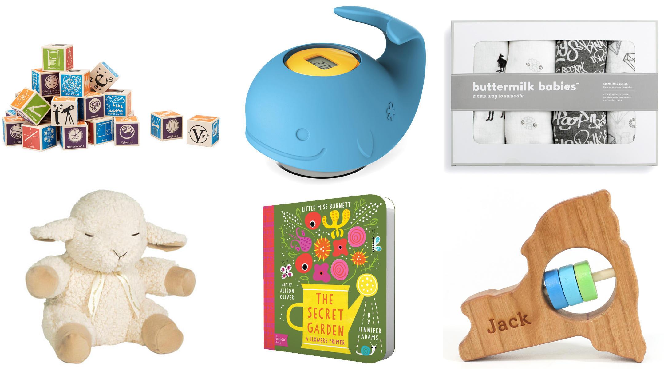 Baby Shower Gift List Ideas  57 Baby Shower Gift Ideas