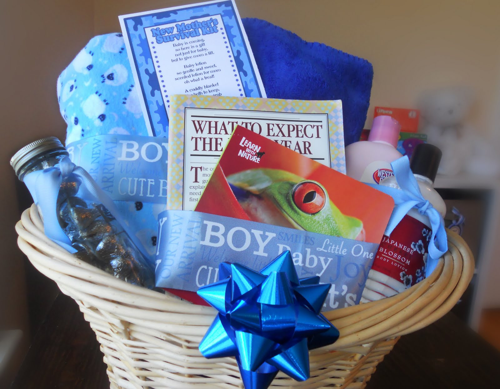 Baby Shower Gift List Ideas  Darling Doodles Baby Shower Gift Survival Kit