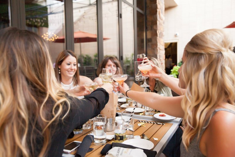 Bachelorette Party Ideas Denver  The Cashmere Gypsy Denver Girls' Weekend Itinerary