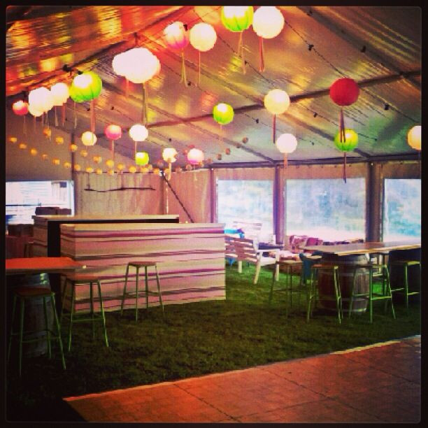 Backyard 21St Birthday Party Ideas  21st Birthday Party Garden Party Theme inside a Marquee