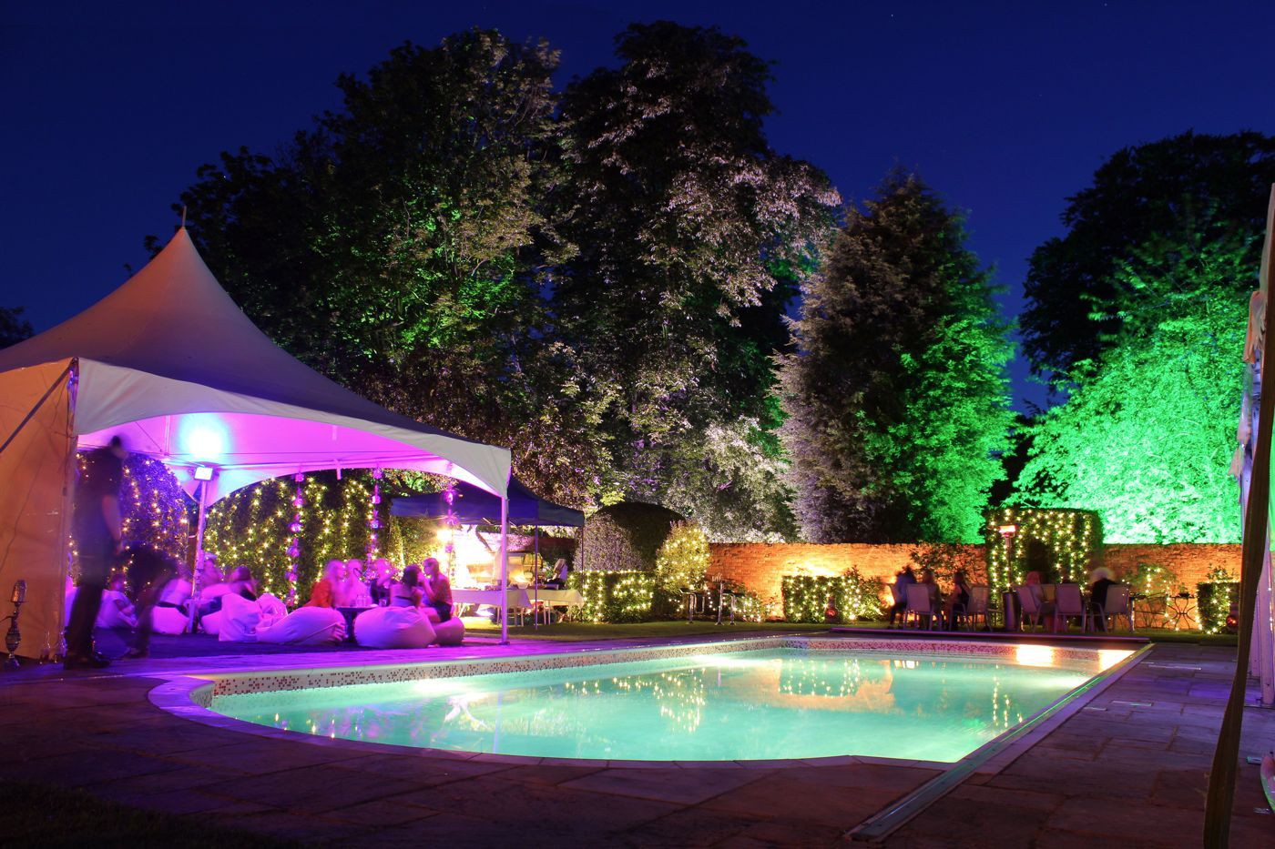 Backyard 21St Birthday Party Ideas  18th and 21st Birthday Ideas Pool Party Perfection
