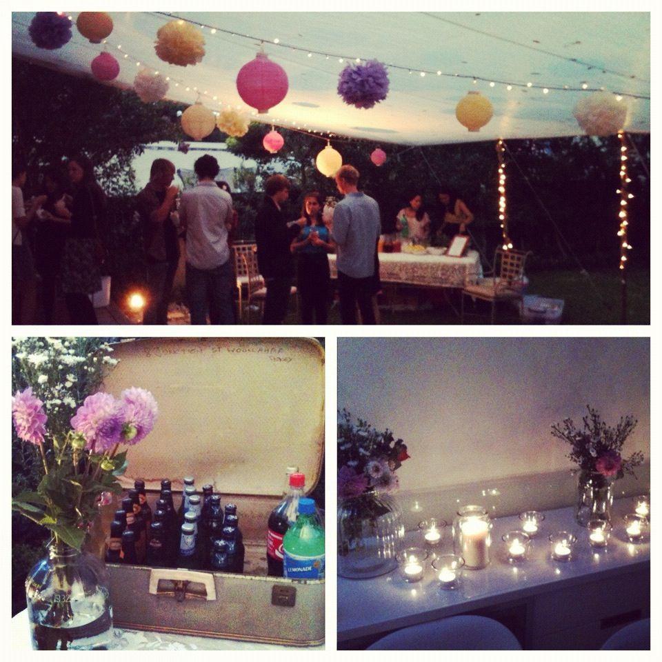 Backyard 21St Birthday Party Ideas  Pin by Paige Mazzochi on 21st birthday celebrations