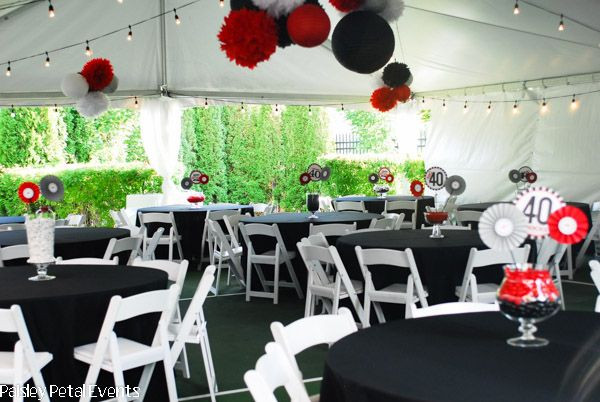 Backyard 40Th Birthday Party Ideas  backyard birthday party ideas for adults