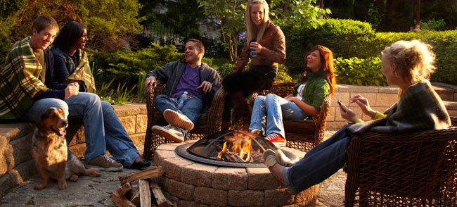 Backyard Fire Pit Party Ideas  Celebrate Fall with a Cozy Stylish Party Around Your Fire Pit