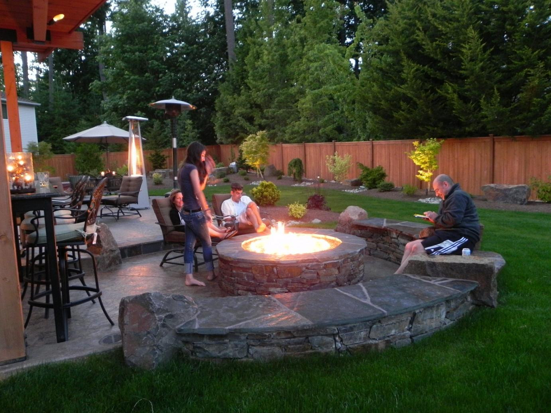 Backyard Fire Pit Party Ideas  Backyard fire pit party