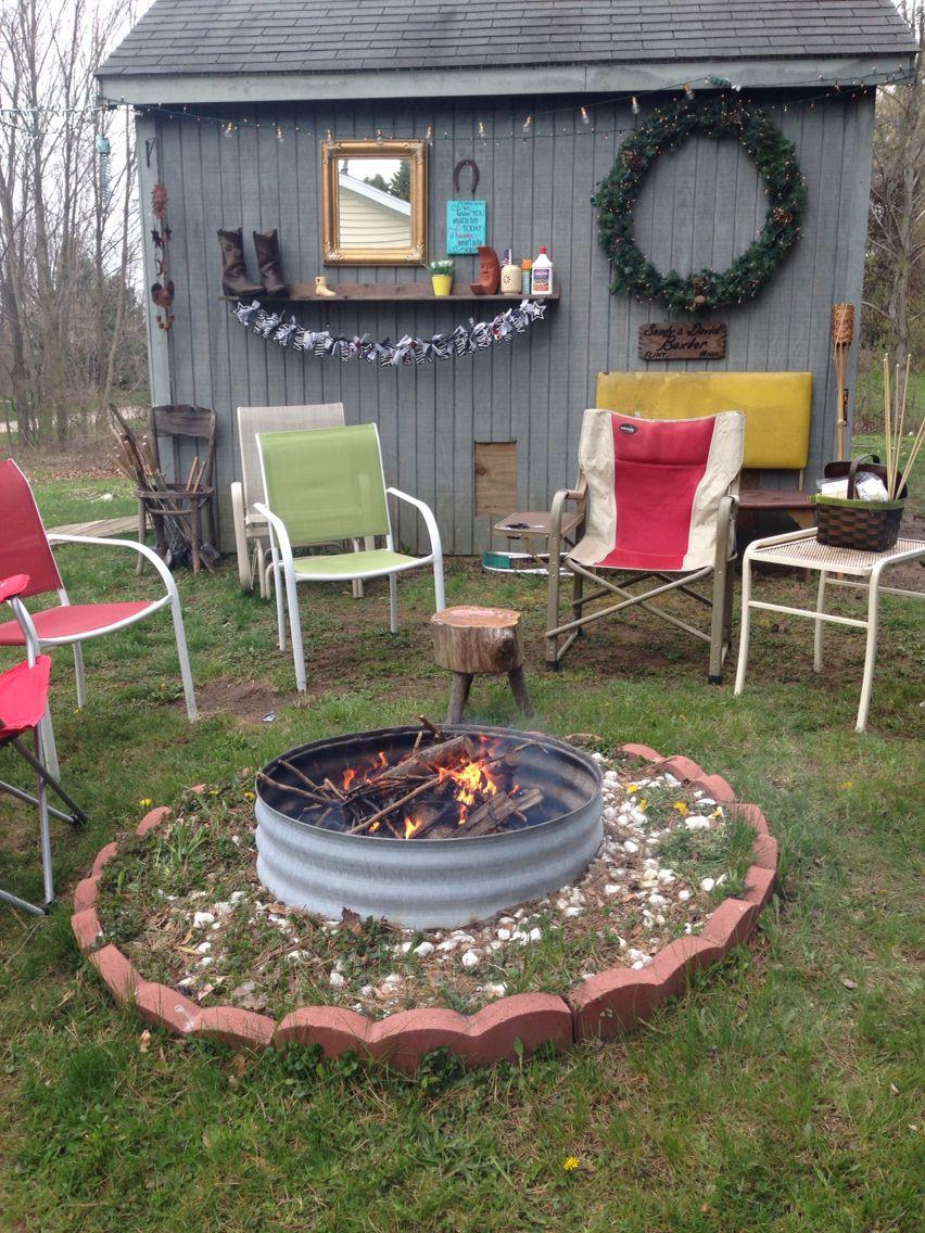 Backyard Fire Pit Party Ideas  Outdoor entertaining Fire Pit Backyard