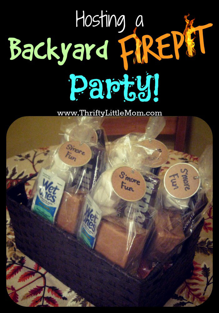 Backyard Fire Pit Party Ideas  Tips for Hosting a Backyard Fire Pit Party