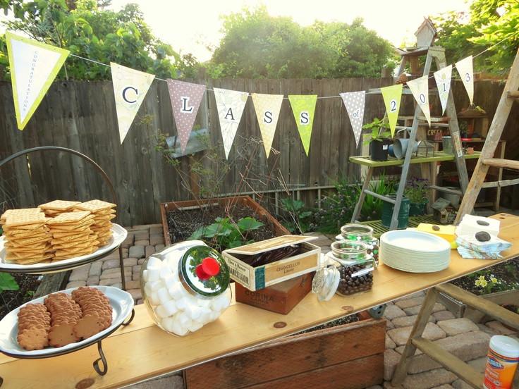Backyard Party Set Up Ideas  Backyard party set up
