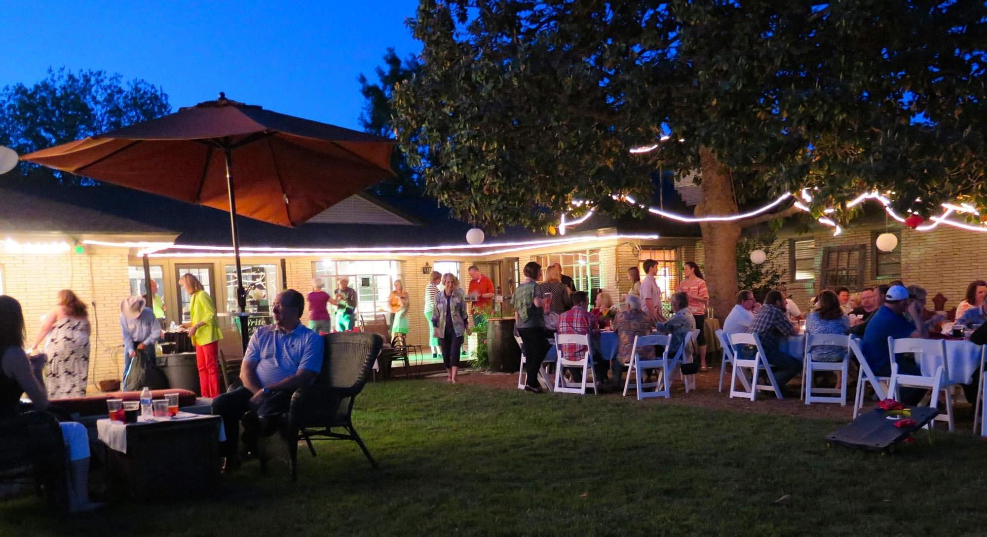 Backyard Party Set Up Ideas  How to Host a Backyard Party & BBQ — Gentleman s Gazette