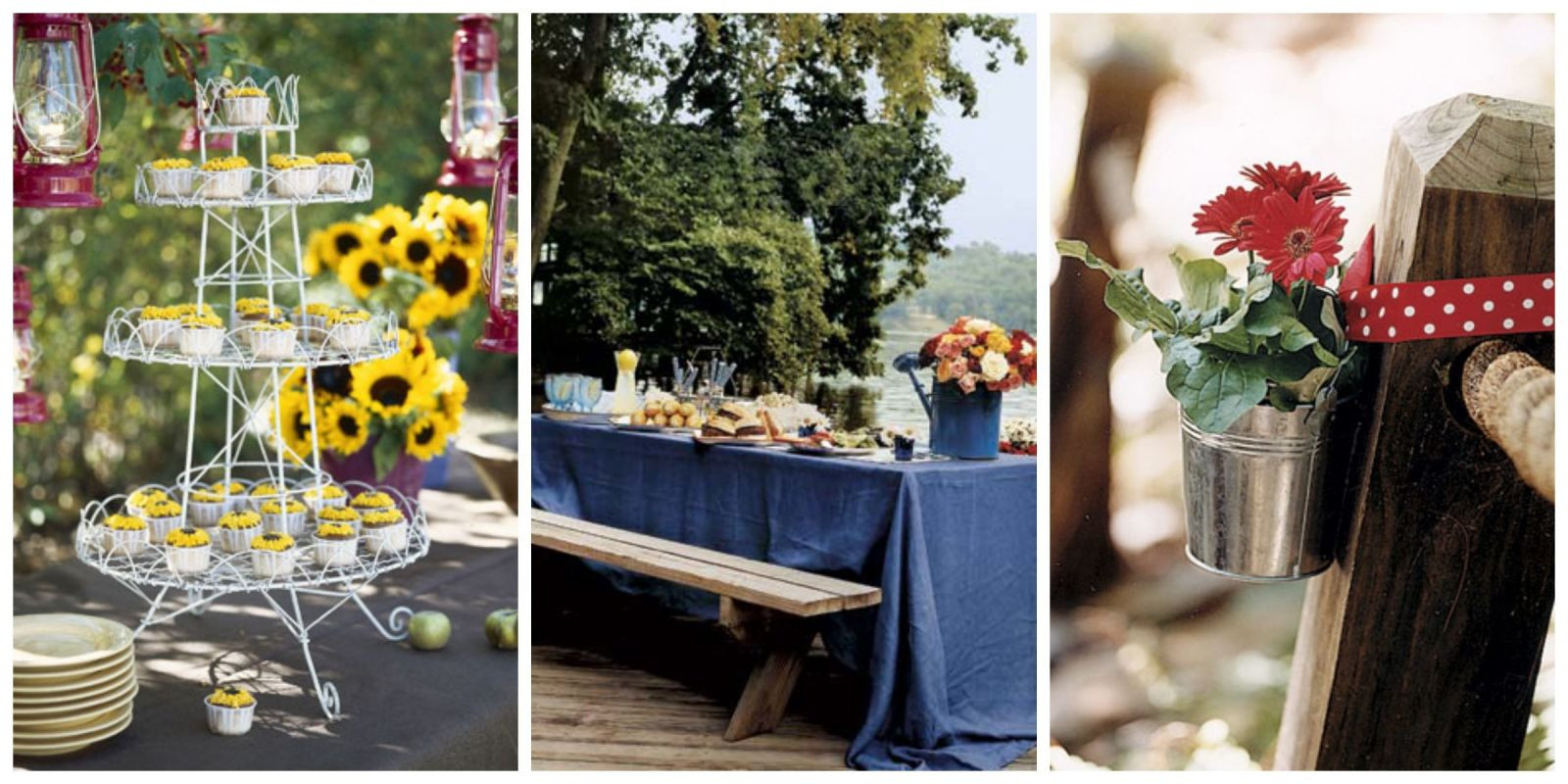 Backyard Summer Party Decorating Ideas  Outdoor Party Decoration Ideas Summer Party Decorating