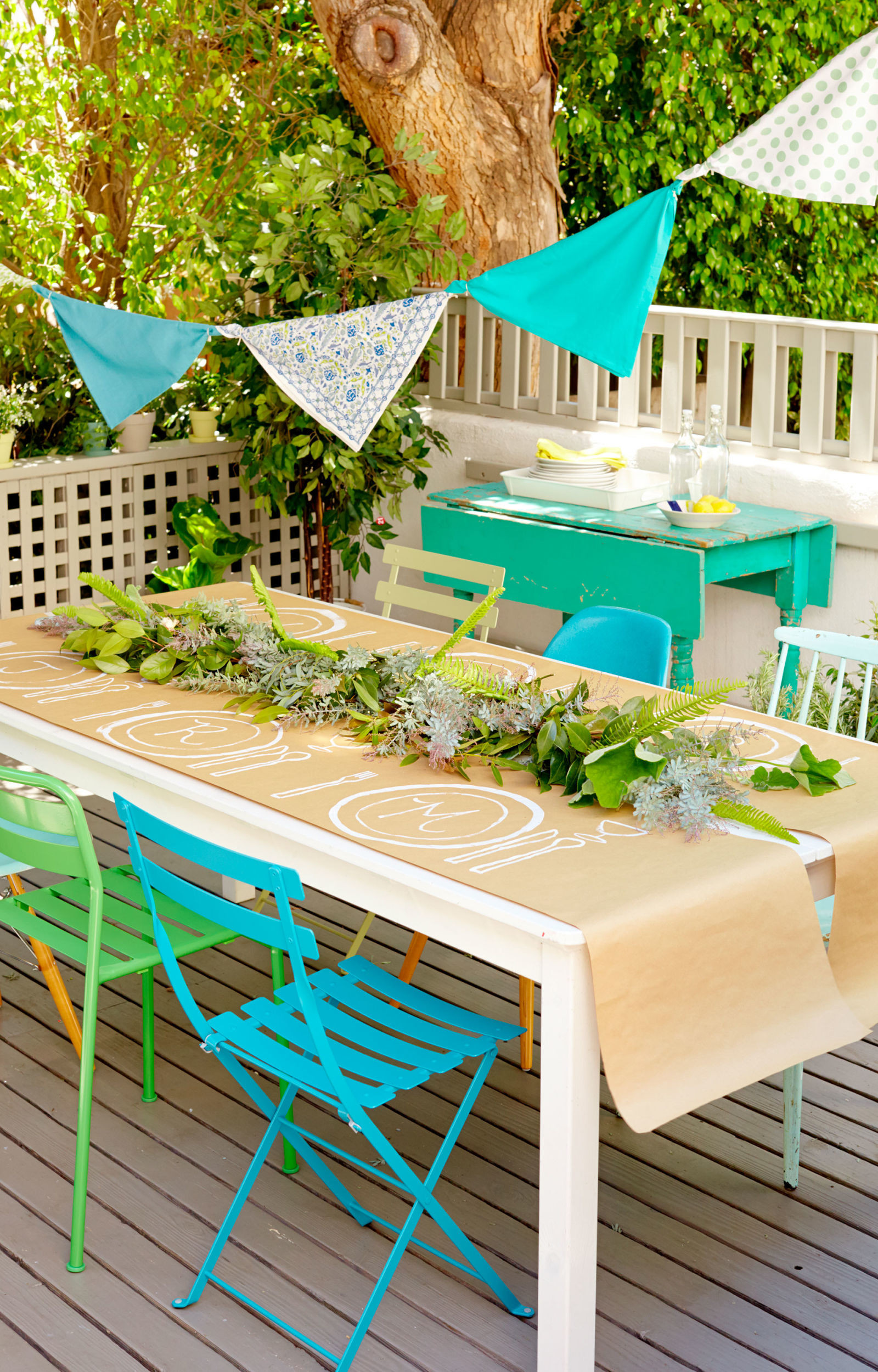 Backyard Summer Party Decorating Ideas  Backyard Party Ideas And Decor Summer Entertaining Ideas
