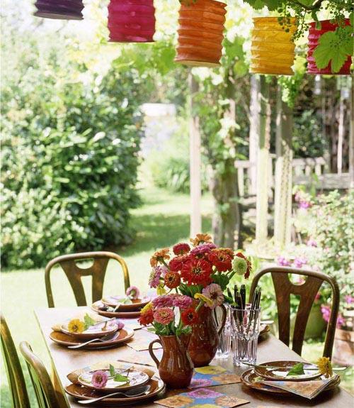 Backyard Summer Party Decorating Ideas  Summer Party Outdoor Decorating Ideas Deck Out Your Yard