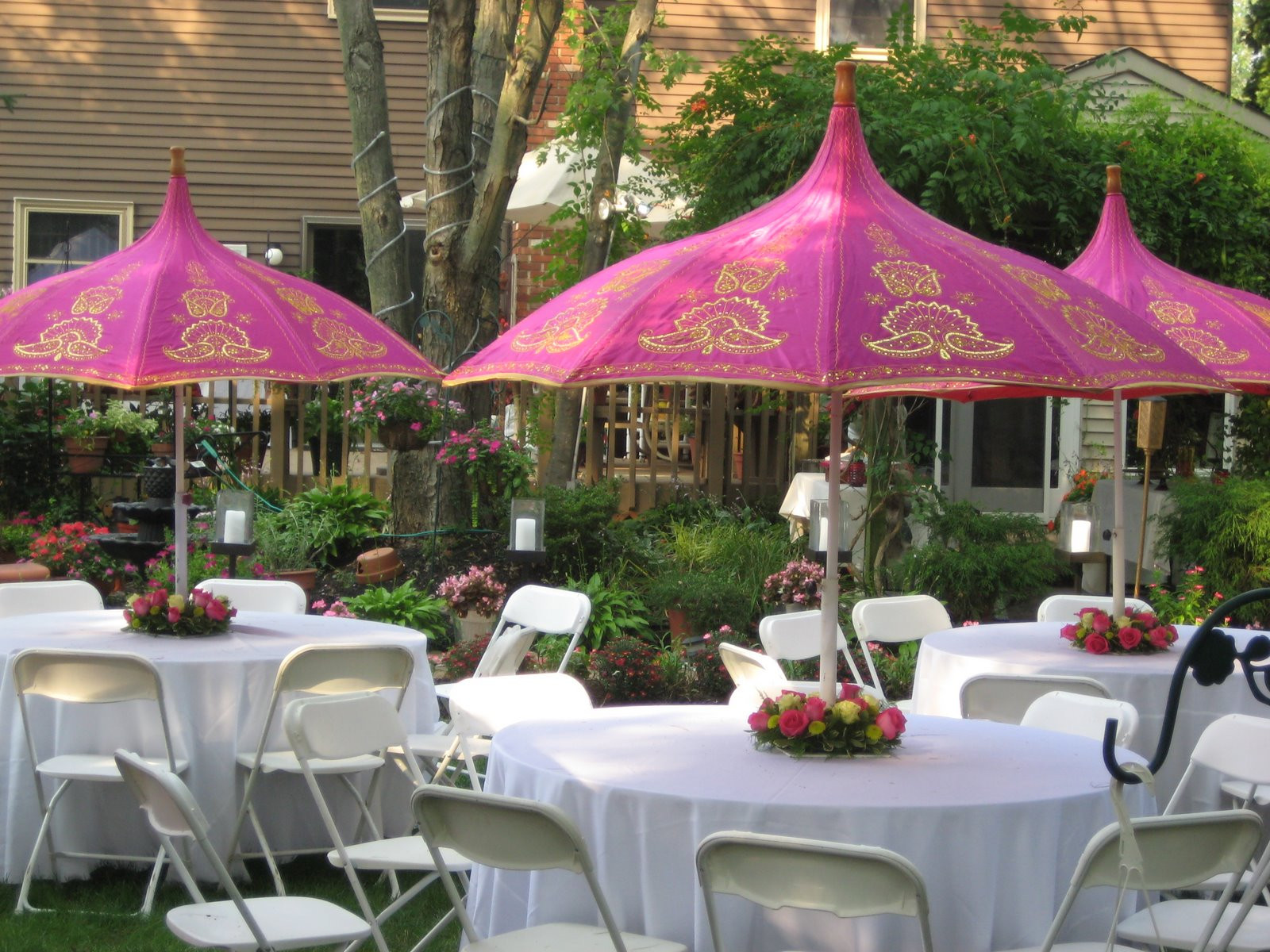 Backyard Summer Party Decorating Ideas  37 Table Decoration Ideas For A Summer Garden Party