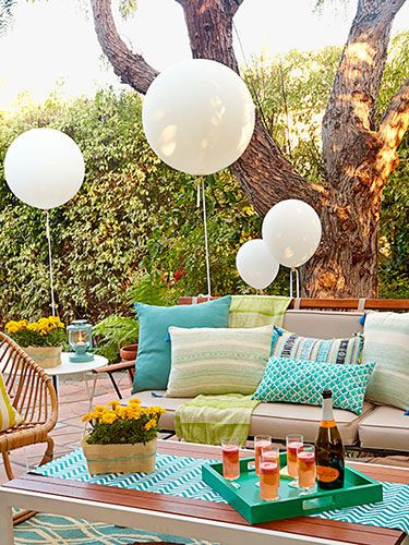 Backyard Summer Party Decorating Ideas  The 14 All Time Best Backyard Party Ideas