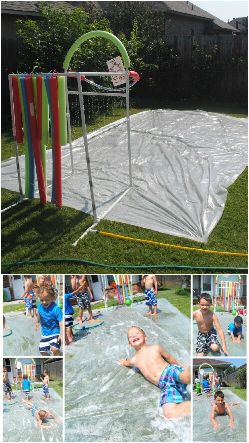 Backyard Water Park Party Ideas  35 Ridiculously Fun DIY Backyard Games That Are Borderline