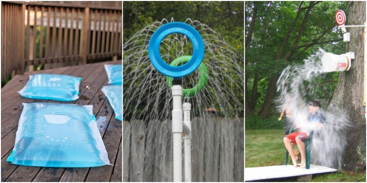 Backyard Water Park Party Ideas  16 Brilliant Ideas to Create Your Own DIY Backyard Waterpark