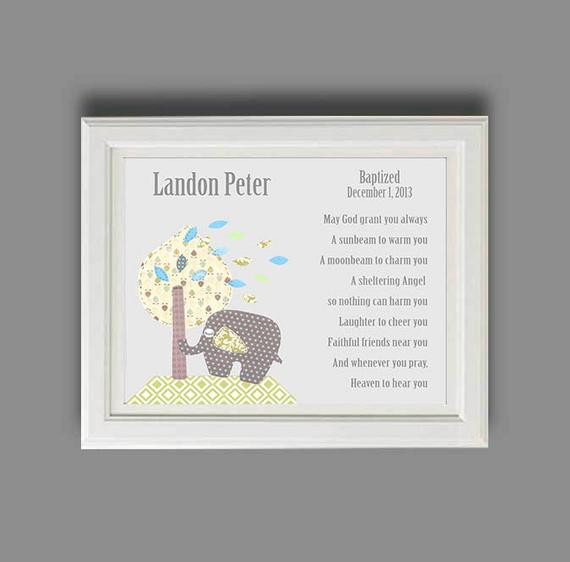 Baptism Gift Ideas For Baby Girl  Baby Boy Baptism Gift Christening Gifts for Boys