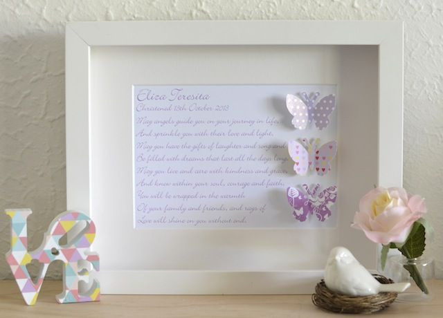 Baptism Gift Ideas For Baby Girl  1000 ideas about Christening Gifts on Pinterest