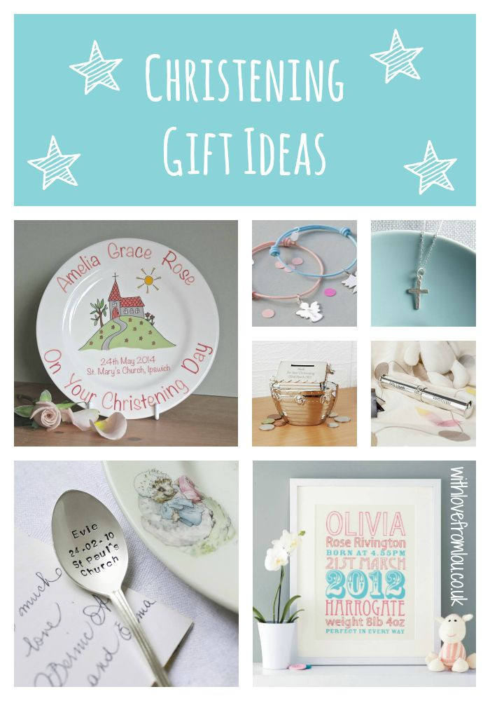 Baptism Gift Ideas For Baby Girl  Christening Gift Ideas Seasons & Celebrations
