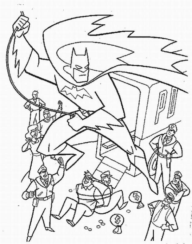 Batmobile Coloring Pages  Batman Beyond Coloring Pages Coloring Home