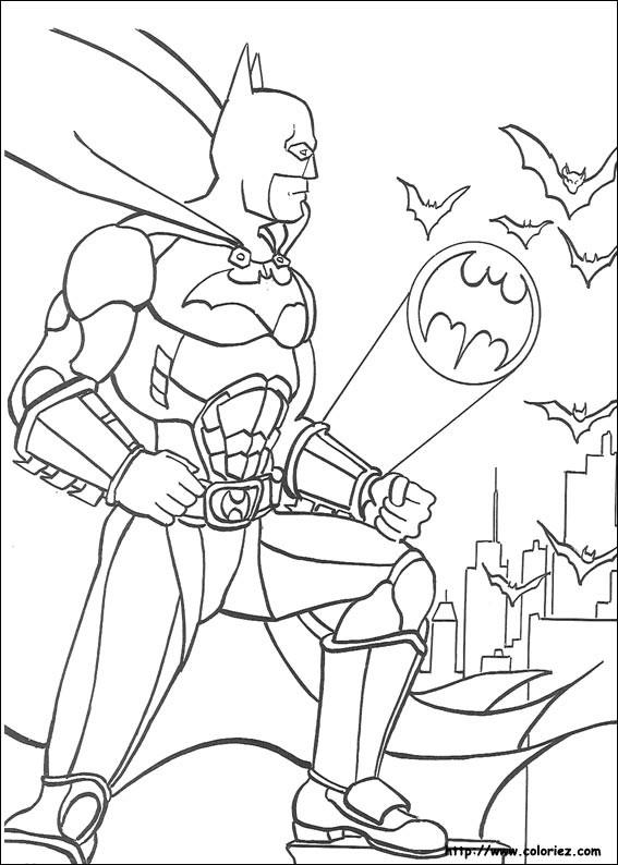 Batmobile Coloring Pages  Batman coloring picture