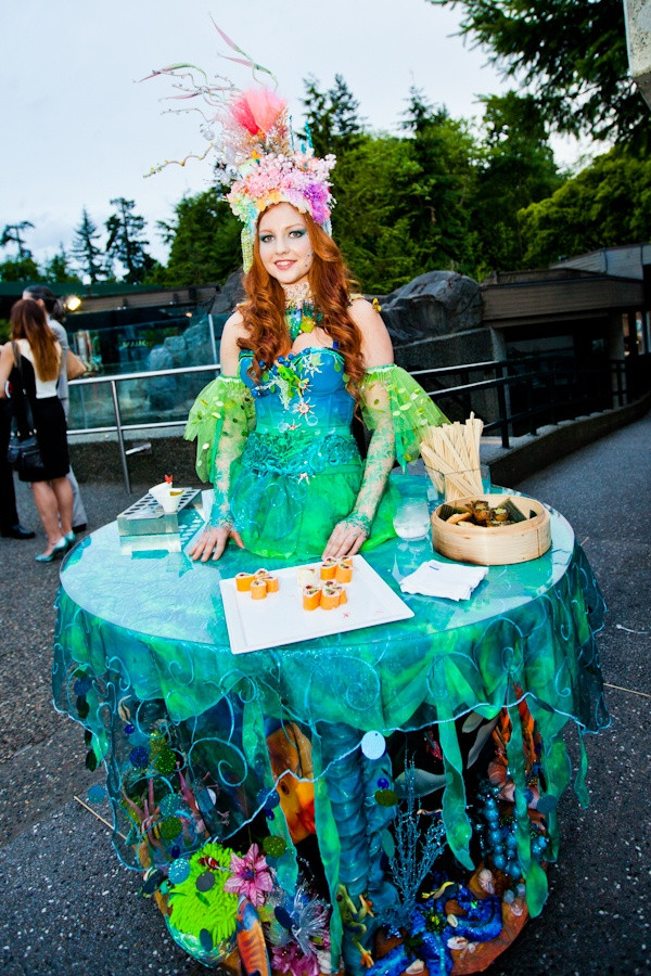 Beach Party Costume Ideas  47 best Mermaid cosplay images on Pinterest