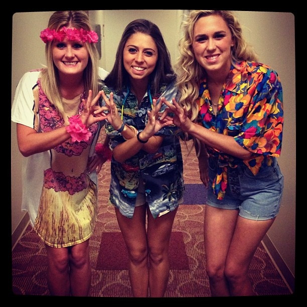 Beach Party Costume Ideas  17 Best images about Socials & Costumes on Pinterest