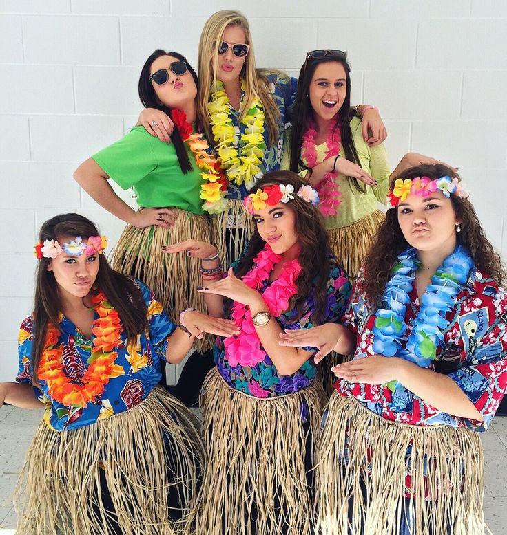 Beach Party Costume Ideas  Best 25 Hawaiian costume ideas on Pinterest