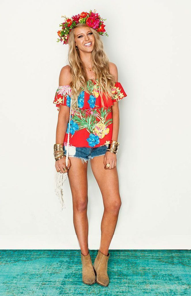 Beach Party Costume Ideas  Hawaiian outfit ideas ALOHA Party