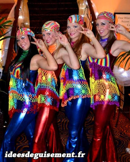 "Beach Party Costume Ideas  Best Fancy Dress and Costume ideas for the theme ""Colors"""
