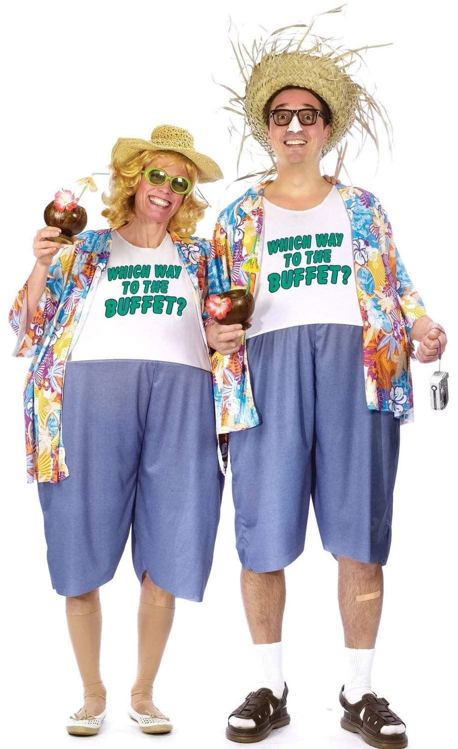 Beach Party Costume Ideas  Top 10 Best Halloween Costumes for Couples
