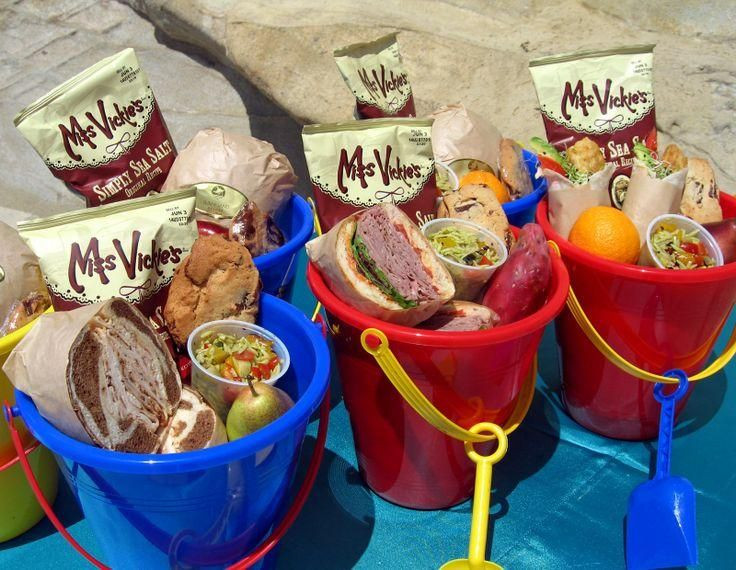 Beach Party Food Ideas Kids  Taking the kids to the beach this weekend Pack a bag