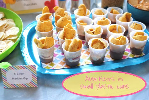 Beach Party Food Ideas Kids  Beach Party the Cheap