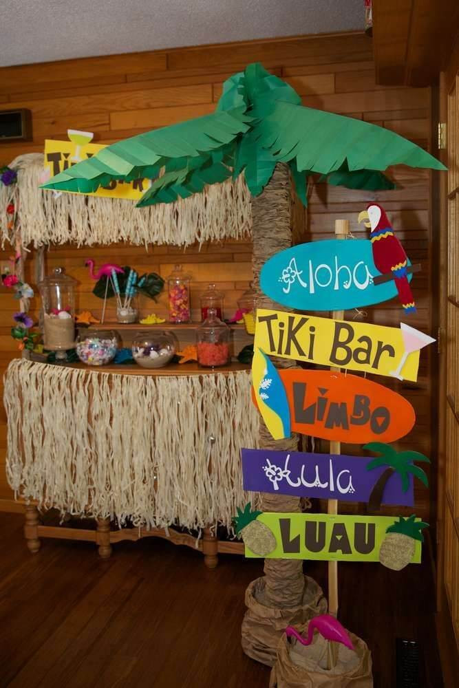 Beach Party Theme Ideas  beachparty