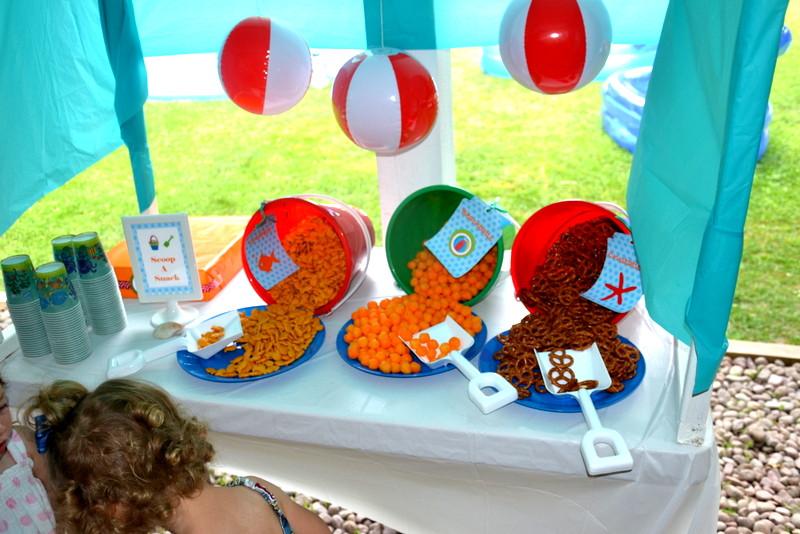 Beach Party Theme Ideas  Backyard Beach Party on a Bud