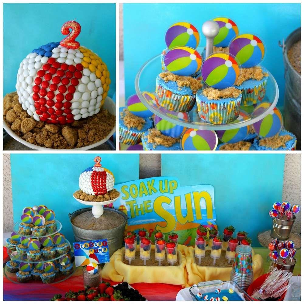 Beach Party Theme Ideas  Beach Birthday Party s and for