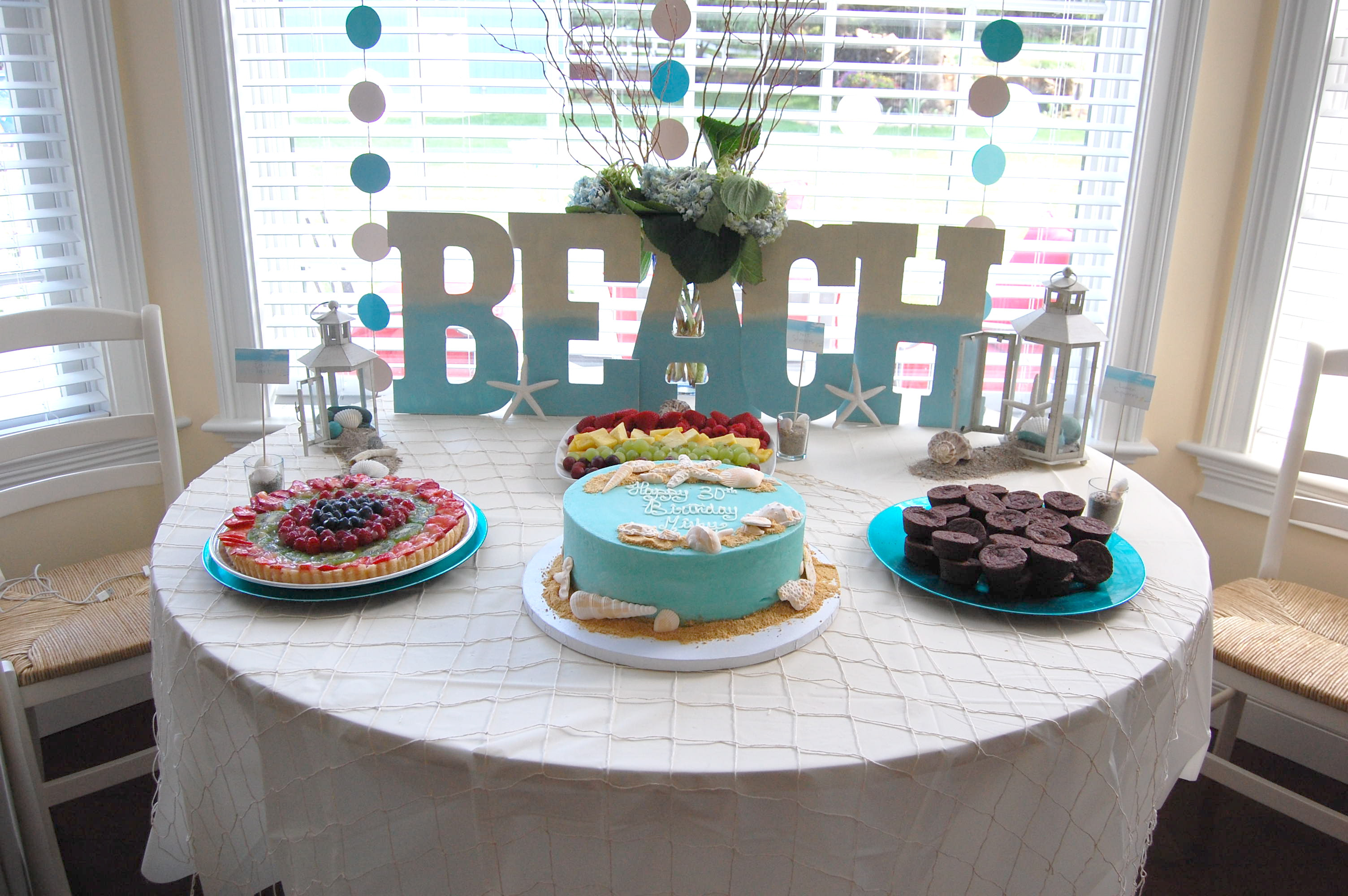 Beach Party Theme Ideas  Beach Theme Party – Made2Style