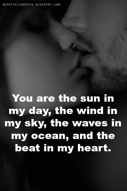 Beautiful Romantic Quotes  25 best ideas about Love messages on Pinterest
