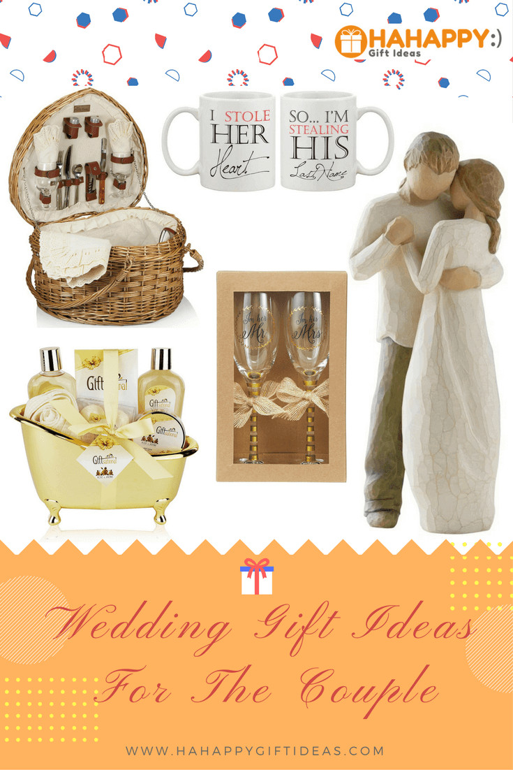 Best Gift Ideas For Couples  13 Special & Unique Wedding Gifts for Couples