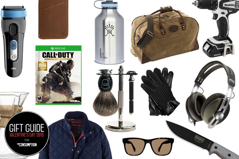 Best Guy Valentines Day Gift Ideas  Men s Wishlist 35 Valentine s Day Gifts for Him
