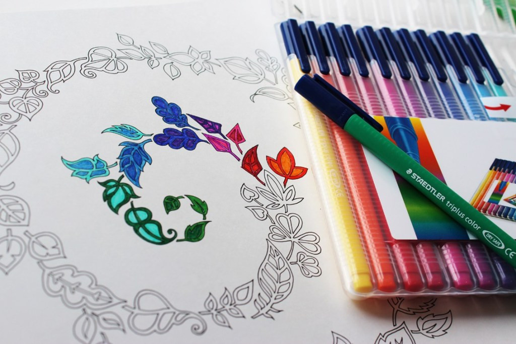Best Pens For Coloring Books  plete Guide to Adult Coloring Supplies How to Color