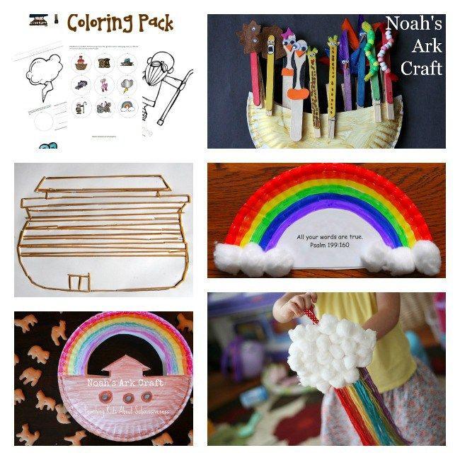 Bible Craft For Preschoolers  100 Best Bible Crafts and Activities for Kids