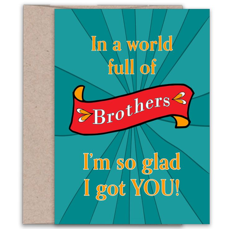 Birthday Card Ideas For Brother  1000 ideas about Brother Birthday on Pinterest