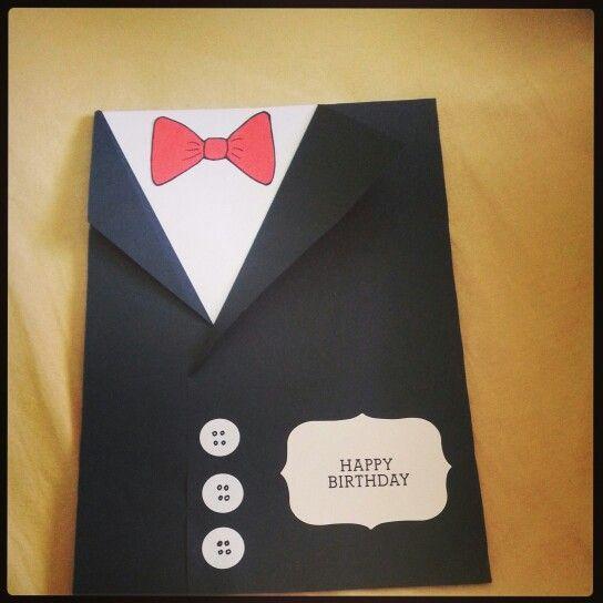 Birthday Card Ideas For Brother  Birthday card for my brother DIY cards